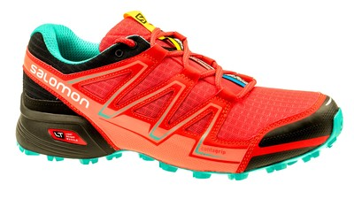 Salomon Speedcross Vario poppy red/black/ceramic
