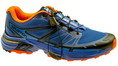 Salomon Wings Pro 2 nautical blue / flame / black