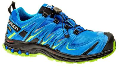 XA Pro 3D GTX union-blue/methyl-blue/granny-green
