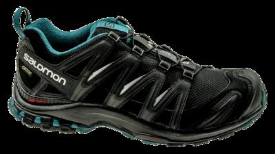 Salomon Unisex XA Pro 3D GTX NOCTURNE black/mallard blue