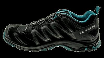 SalomonUnisex XA Pro 3D GTX NOCTURNE black/mallard blue