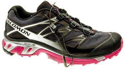 Salomon XT Wings 3 asphalt/silver-metallic/pink