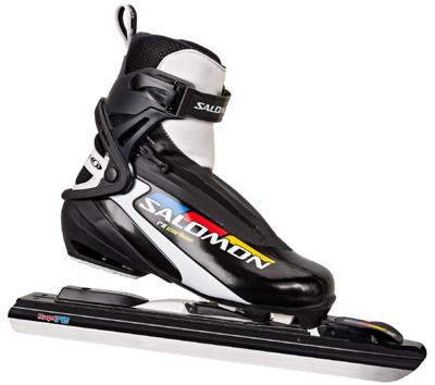 Salomon RS Carbon Boot with Raps F1 THOR