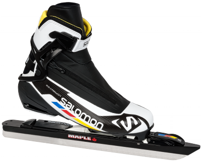 Salomon Rs Carbone avec lame Maple BiMetal