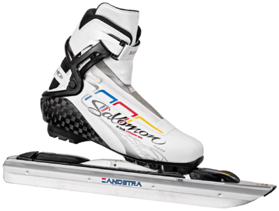 Salomon Vitane Salomon S-lab with Zandstra Delta Fit All