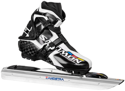Salomon S-Lab Skate Pro avec lame Zandstra Delta Fit All