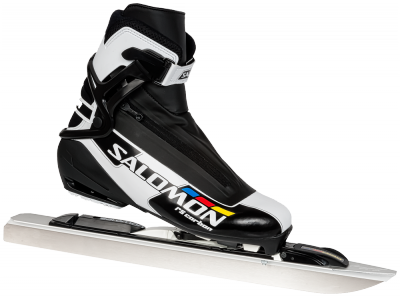Salomon RS carbon avec lame Lundhags