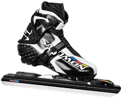 Salomon S-Lab Skate Pro with Raps F1