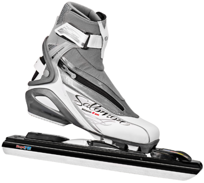 Salomon Vitane 8 with Raps F1 Blade