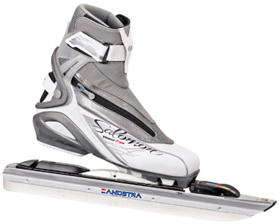 Salomon Vitane 8 with Zandstra Delta Fit All