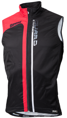 Santini Waterproof Bodywarmer Guard 2.0