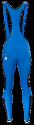 Santini Fietsbroek Blauw