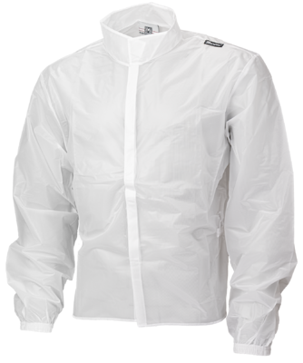 Santini Rainjacket Transparant