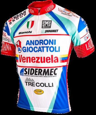 Santini Cycleshirt Androni Giocattoli Venezuela