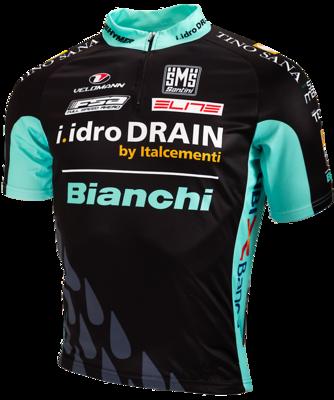 Santini Fietsshirt Bianchi Mountainbike
