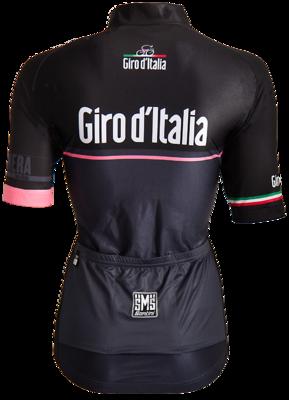 Santini Giro d'Italia wielershirt black - pink