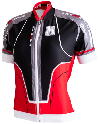 Aerodynamic Cycling Jersey Interactive
