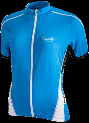 Fietsshirt Aero Dames Turquoise