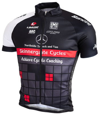 Santini Cycle Jersey Archieve Cycle 2015