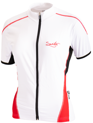 Santini Cycleshirt Sleeveles Fiery Ladies
