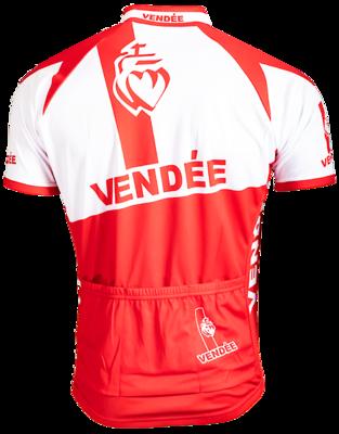 Santini Fietsshirt Vendée
