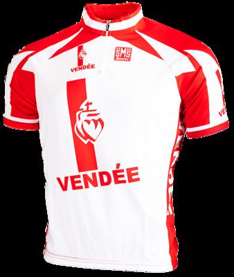 Fietsshirt Vendée