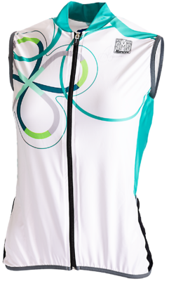Santini Fietsshirt Ladies Sleeveless Anna