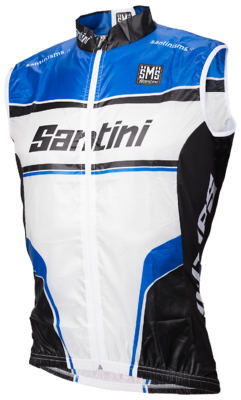 Santini Windstopper bodywarmer