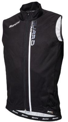Santini Waterproof Bodywarmer
