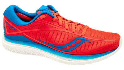 Kinvara 10 blue/orange