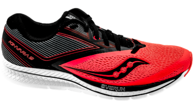 Saucony Kinvara 9 vizi red/black
