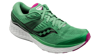 Saucony Munchen 4 green/purple