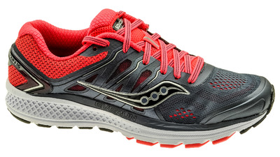 Omni 16 grey/vizi red/black