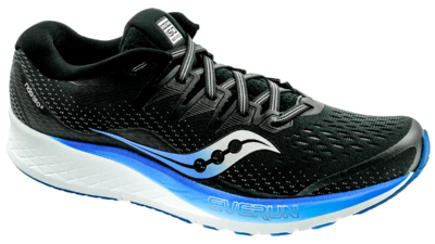 Saucony Ride ISO 2 black/blue