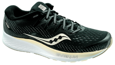 Saucony Ride ISO 2 black/gold