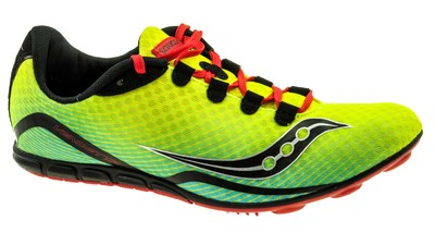 Saucony Racing Vendetta citron/blue/red