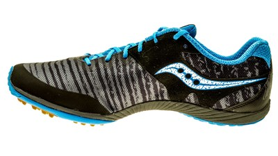 Saucony Kilkenny Racing XC5 UK black/blue