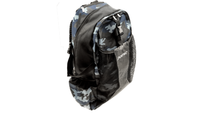 Icetec Backpack Dark blue Camoflage