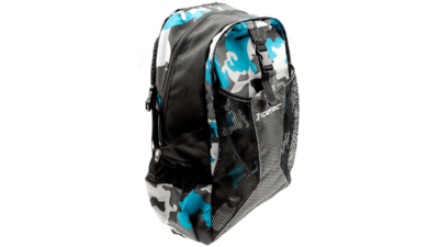 Icetec Backpack Light blue Camoflage