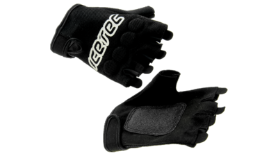 gants Race Protection Full Black