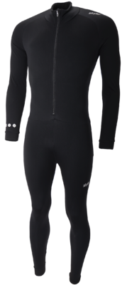 Skylar Marathon Thermo Suit Kuopio black