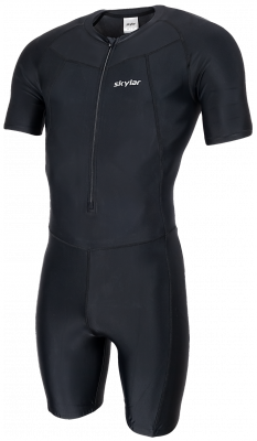 Skylar Skeelerpak Bellesco speed lycra zwart
