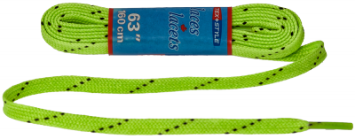 Texstyle Waxed laces 160cm green