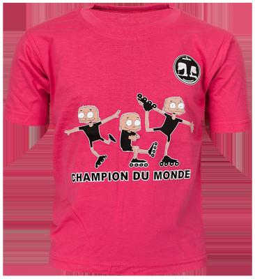 Champion du Monde T-shirt