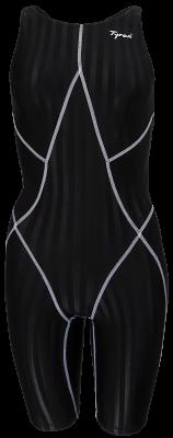 Wedstrijd zwempak met pijpen (FINA)
