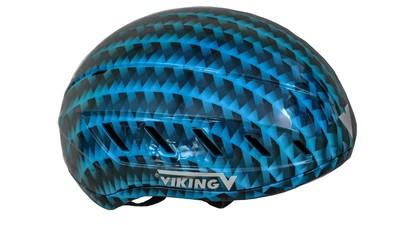 Viking Schaatshelm blauw
