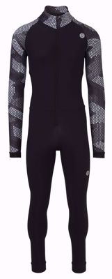 AGU Marathon Thermosuit Hexa Camo Thermo Black/Iron Grey