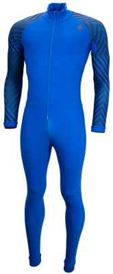 AGU Marathon Thermosuit Bleu Royal