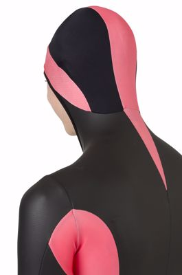 AGU Powerstretch schaatspak dames Tile Green/Pink/Black