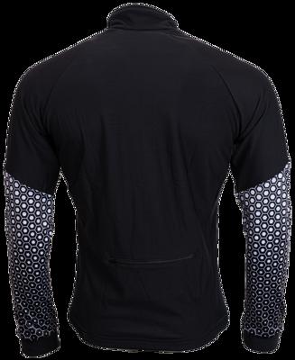 AGU Thermo skatingjacket black/white